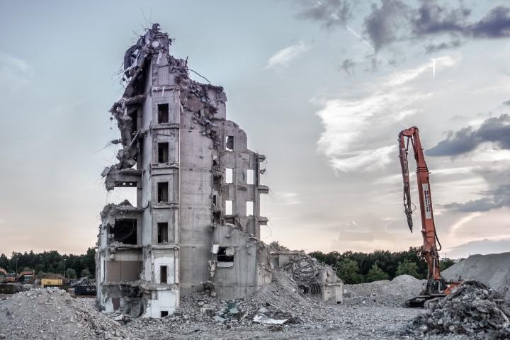 Știați Că Deșeurile Din Construcții…