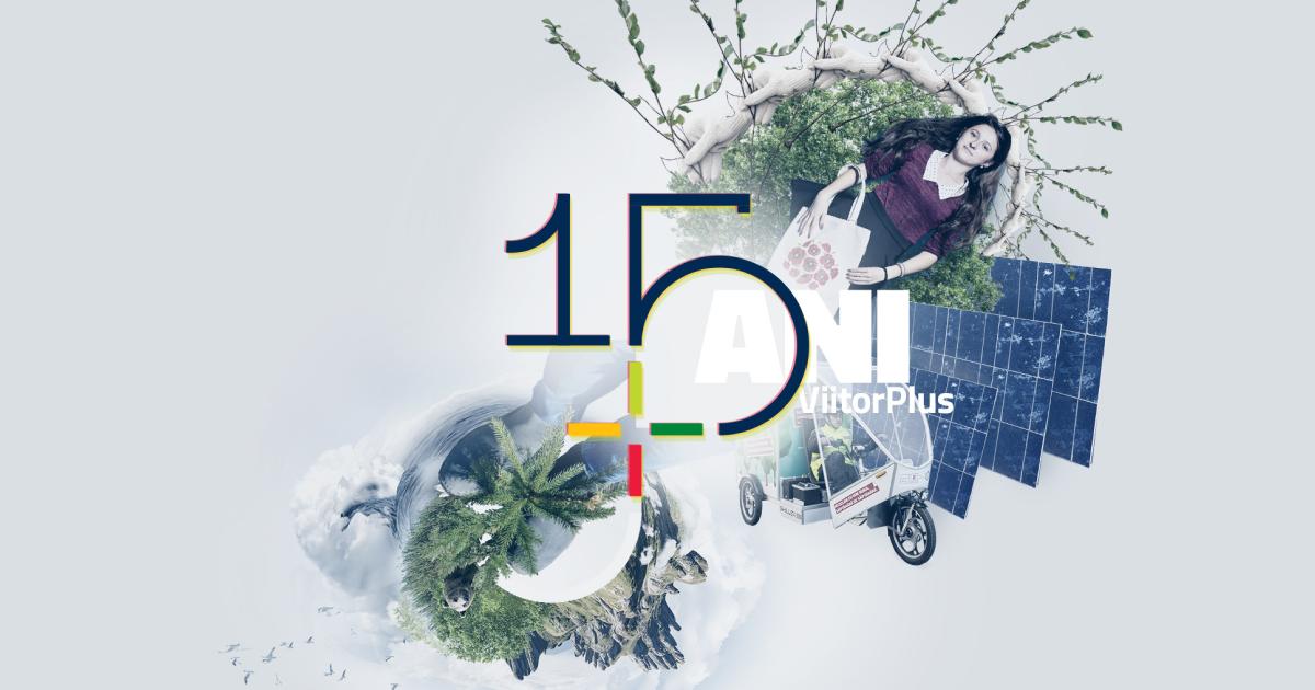 Harta Reciclării Sărbătorește 15 Ani De ViitorPlus