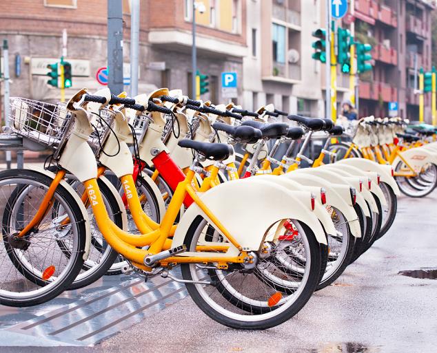 Biciclete De Inchiriat