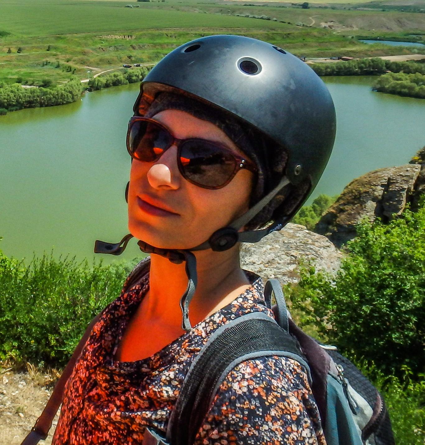 Gabriela Iordan, Recicleta